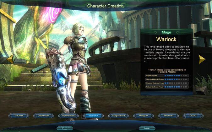Argo warlock
