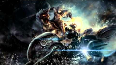 ARGO - Steampunk Online RPG Floresslah