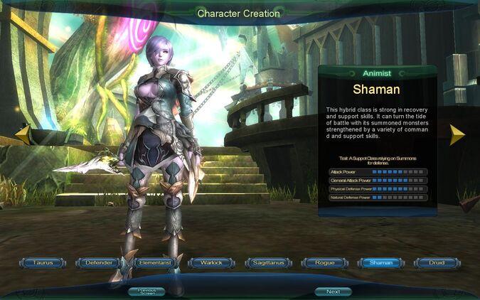 Argo Shaman