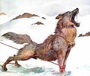 Fenrir,Lobo de Loki