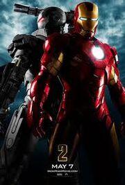 Opostos Homem de Ferro