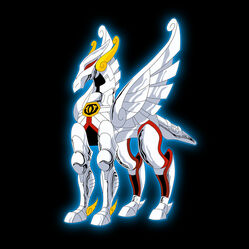 Pegasus cloth 1