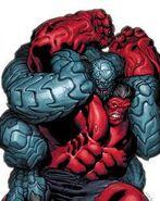 Hulk Vermelho VS Robô 2