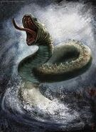 Jormungand,A Serpente de Loki