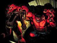 Hulk VS Argtu