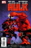 Hulk Vermelho VS Mulher-Hulk Vermelha