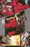 Hulk Vermelho VS Thor 2
