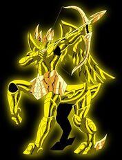 Gold - Sagittarius -Archer-