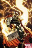 Thor e os Raios