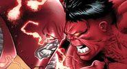 Hulk Vermelho VS Arma
