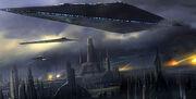 Navios de Guerra Sith