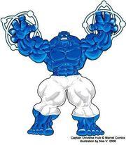Hulk Azul
