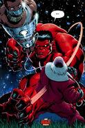 Hulk Vermelho VS Coveiro