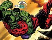 Hulk VS Hulk Vermelho