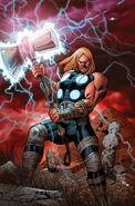 Thor com Machado-Martelo