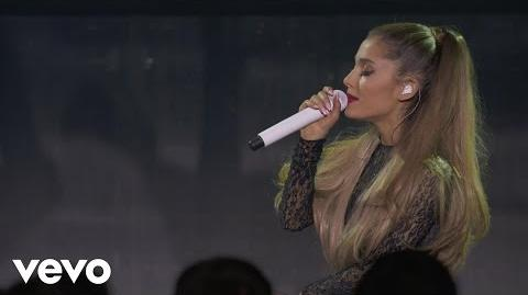 Ariana Grande - Best Mistake (Live on the Honda Stage at the iHeartRadio Theater LA)