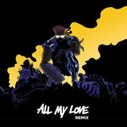 All My Love Remix Artwork