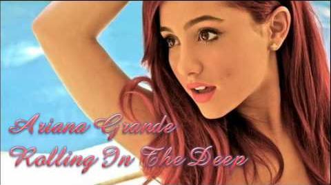 Ariana Grande - Rolling in The Deep (Studio Version)
