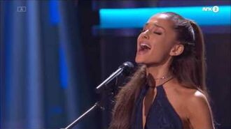 Ariana Grande Baybyface Signed, Sealed, Delivered, Im Yours Tribute to SW 2015 1080p