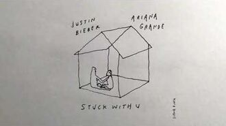 Ariana Grande, Justin Bieber - Stuck With U (Official Snippet)