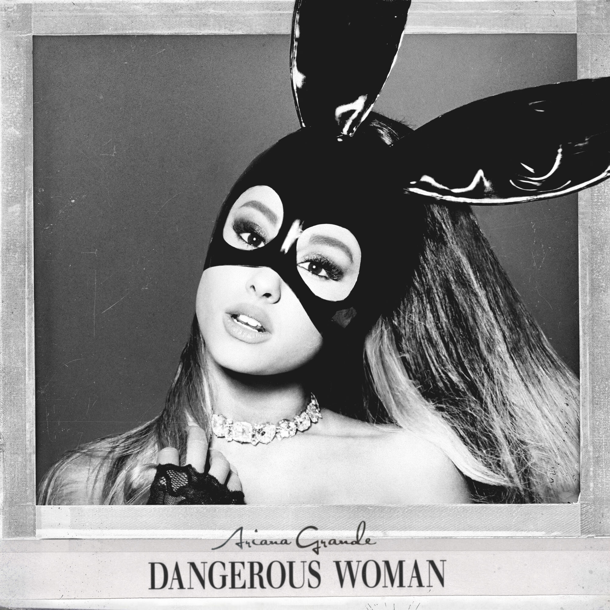 Image result for dangerous woman album cover