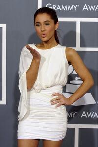 Ariana grammys February 13, 2011