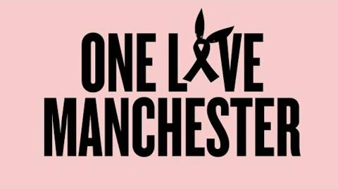 Ariana Grande And Mac Miller - Dang (Live At One Love Machester Concert) One Love Manchester