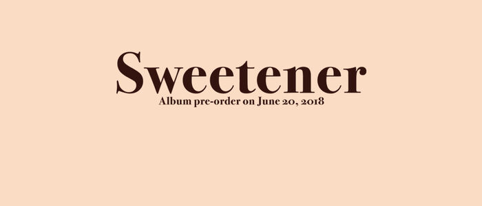 SweetenerPreOrder