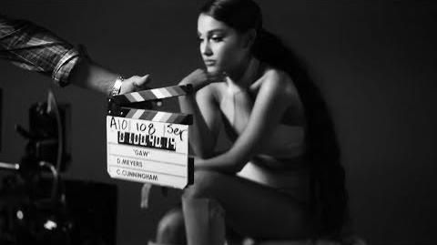 Ariana Grande - God is a woman (behind the scenes)-0