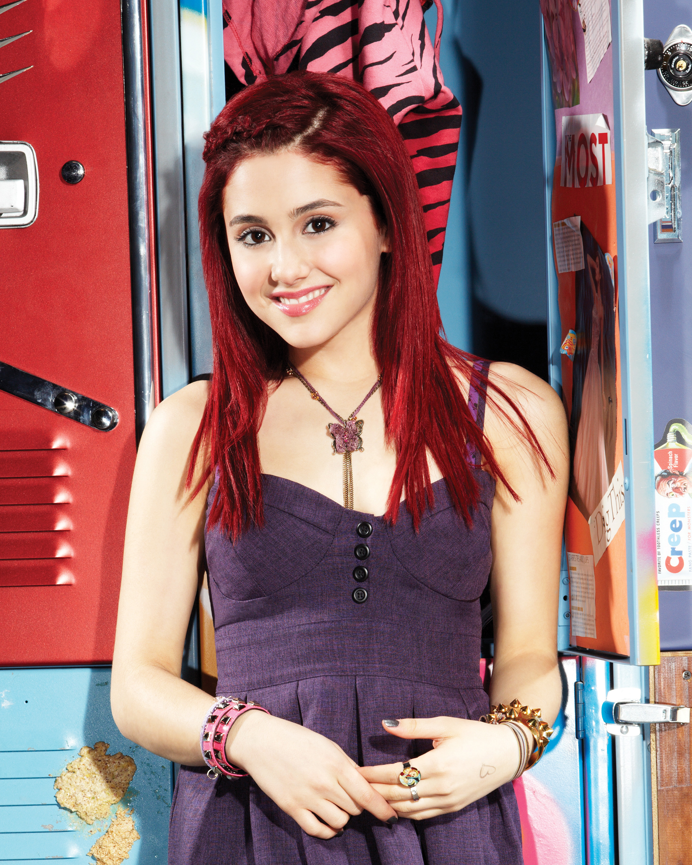cat valentine | ariana grande wiki | fandom powered by wikia