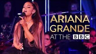 Ariana Grande No Tears Left To Cry live at BBC