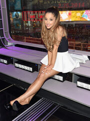 Ariana on Total Request Live