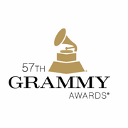 57th Grammys Logo