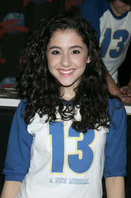 Ariana 13 old