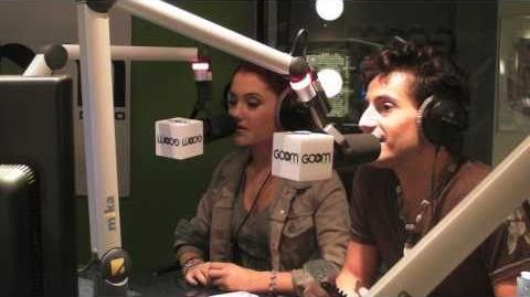 Ariana & Frankie Grande Interview on Zang Radio