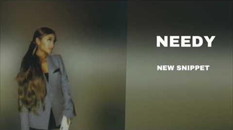 Needy (new snippet)