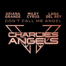 Don't call me angel cover