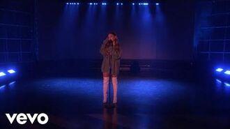 Ariana Grande - Breathin (Live on Ellen 2018)-0