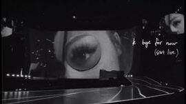 Ariana Grande - bad idea (swt live)