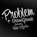 Ariana Grande Problem Middle East cover art.png