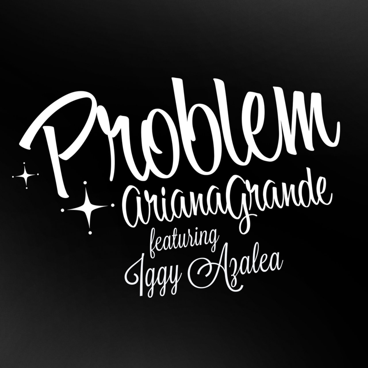 Buy Grande ariana problem cover art picture trends