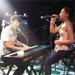 Ariana and Greyson