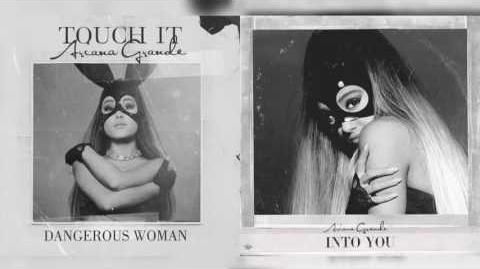 Touch It Into You - Ariana Grande (Dangerous Woman Mashup)-0
