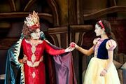 The Wicked Queen & Snow White