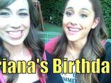 Ariana Grande's 20th Birthday