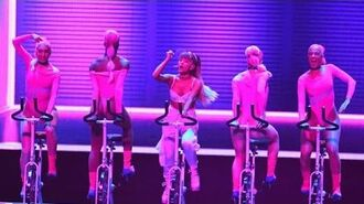 Ariana Grande- Side To Side (Live) Dangerous Woman Tour