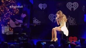 "Ariana Grande ""Honeymoon Avenue"" (Live at iHeartRadio, Jingle Ball 2013)"