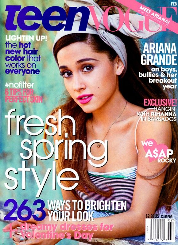 Teen Vogue Magazine Us March 2015 Cover: FANDOM Powered By Wikia