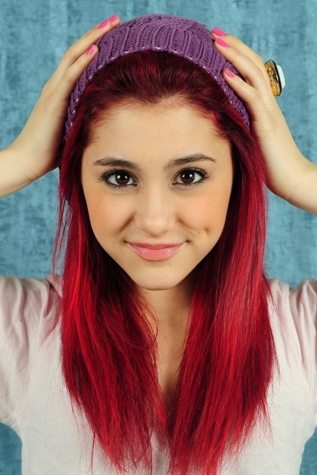 Image Ariana Grande Hair Color Creativity Emotions Extraordinary