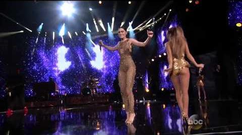 Jessie J, Ariana Grande, Nicki Minaj - Bang Bang (American Music Awards 2014) HD